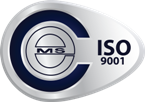ISO 9001 CeMS logo